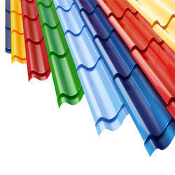 Color Coated Galvanized Tiling Roofing Sheets