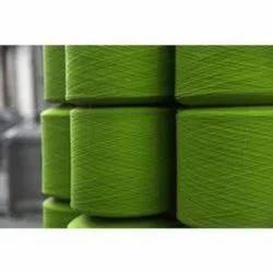 Chromart Green Nylon Dyed Yarn, Denier: 30