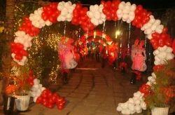 Balloon Gate Decoration Service