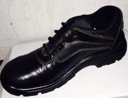 皮革安全鞋