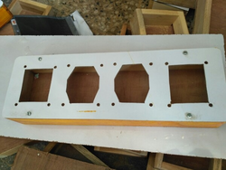 Electric Wooden switch board