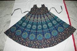 Rajasthani Print Frock