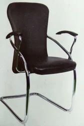 Alfa Chrome 1 inch Visitor Chair