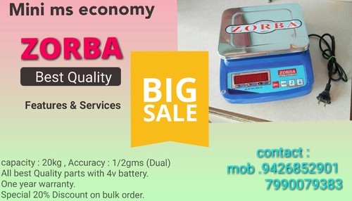 Super Mini Ms Economy Table Top Roller Platform Scale Beutiful Home Inspiration Semekurdistantinfo