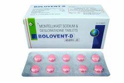 Bolovent - D Tablets