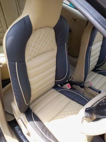 Camry Leather Honda Amaze Car Seat Cover