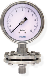 High Pressure Sealed Gauge