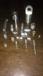 Traub Machined Components, Turned Precision Component