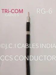 RG6 CCS Coaxial Cable