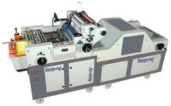 Single Color Poly Offset Printing Machine
