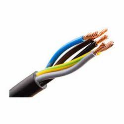 5 Core Copper Electric Cables, Nominal Voltage: 230V- 1100V