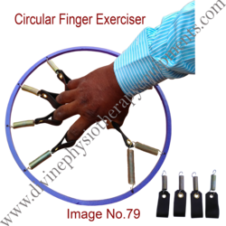 Circular Finger Exercisers