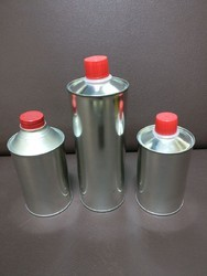 Dome Top Cans For Brake Fluids