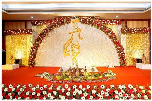Hindu Marriage Decoration Wedding Decoration Chandralekha Events