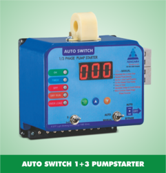 Auto Switch 1 3 Pump Starter