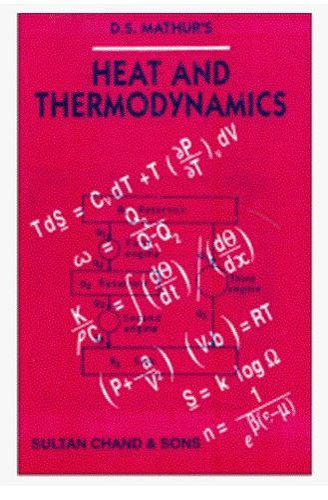Heat And Thermodynamics Book