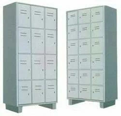 Mild Steel Digital Lock Industrial Lockers, 18