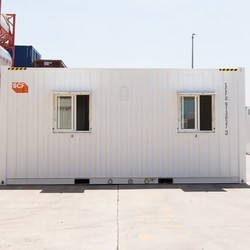 Prefabricated RCC Office