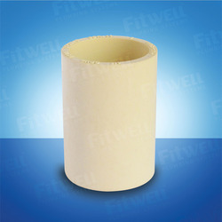 Fitwell CPVC Coupler, Chemical Fertilizer Pipe