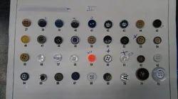 Polyester Grade Button