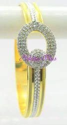CNC Bangle Bracelet
