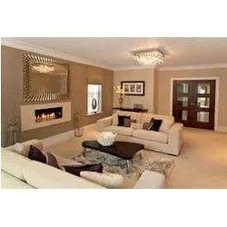 Modern Living Room Interior Designing Services In Paschim Vihar