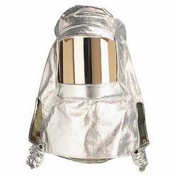 Aluminised Fire Hood