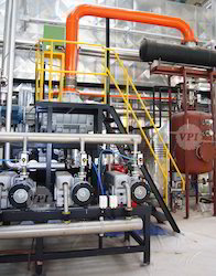 High Power Vacuum Drying Plant