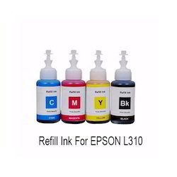 Refill Ink for Epson L310 Printer