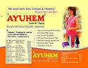 Herbal Haematinic Syrup Ayuhem