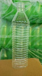 500 ml Square Plastic Bottle