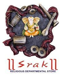 Ganesha Wall Hanging Surrounded with Musical Instruments