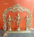 3 Ft Sri Ram, Sri Sita Sri Lakshmana Sri Hanuman Idols