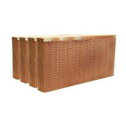 Brown Evaporative Cooling Pad