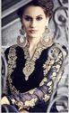 Patch Work Anarkali Suit