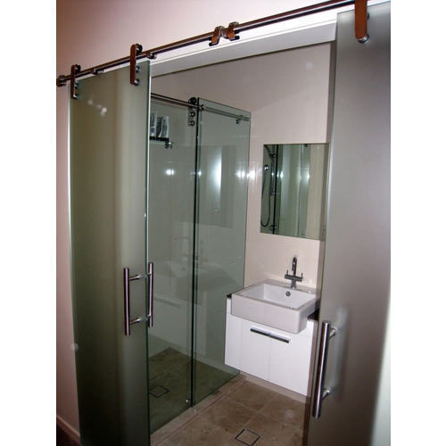 Glass Patch Fittings - Toughened Glass Door Patch Fitting Manufacturer from Ahmedabad