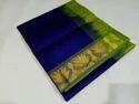 Bordered Silk Saree