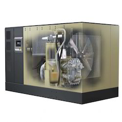 Nirvana Rotary Screw Air Compressors