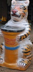 Animal Shape FRP Dustbin