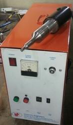 Ultrasonic PP Poultry Manure  Belt Welding Machine