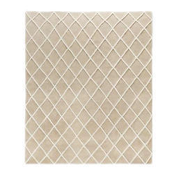 Polyester Rectangle Handloom Carpets, for Home