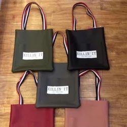 PU Tote Bag