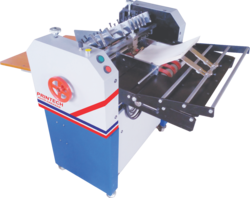 Automatic Feeders Sticker Half Square Cutting Machine