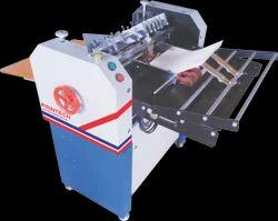 Automatic Feeders Sticker Half Square Cutting Machine