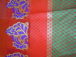 Banarsi Dyed Fabric