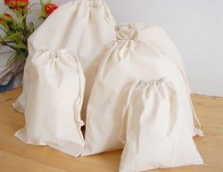 Cotton Pouch Bags