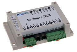 Damocles 1208 Ethernet Switch