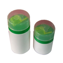 White Plain HDPE Food Containers