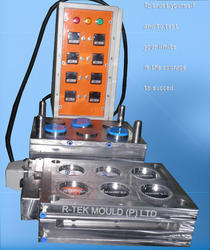 Hot Runner Cap Mould