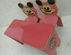 Mickey Mouse Table Chairs